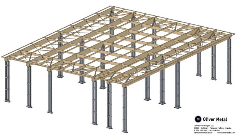 Carpintería metálica de aluminio, hierro y acero inoxidable ...